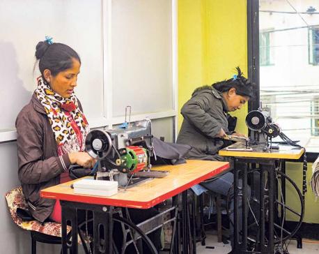 Danfe empowering rural women