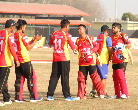 Foreign players guide Lalitpur Patriots to comfortable first win (with photos)