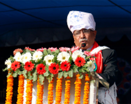 PM Dahal pledges to double the budget for Tamu Lhosar celebration