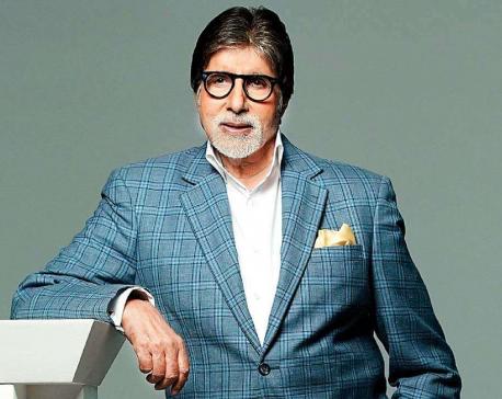 'I improve gradually': Amitabh Bachchan on health conditions