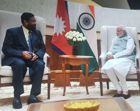 DPM Nidhi discusses Kanchanpur incident with Indian PM Modi