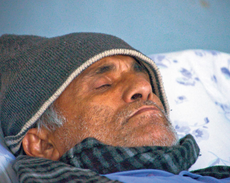 Govt forms two-member committee to hold talks with Dr KC