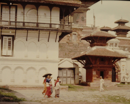 Old Nepal in Ed Van der Kooy's reel