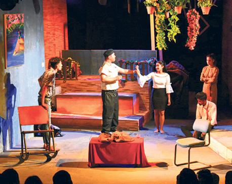 'Jhimik Jhimik Jhyappa' at Mandala Theatre