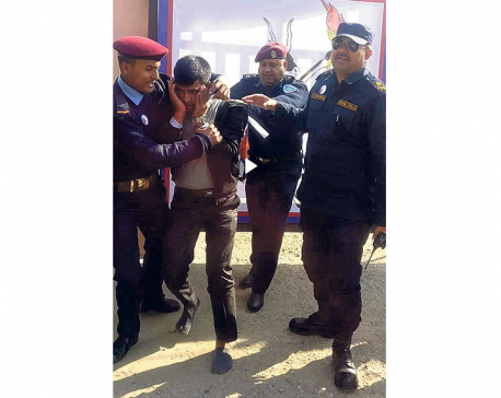 Criminal case filed against police over assault on Nagarik journalist