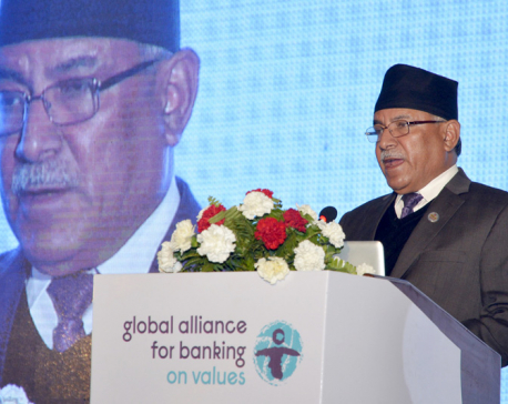 PM stresses on value-based financial institutions' regime for economic growth