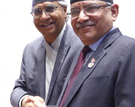 PM and NC president Deuba hints electoral alliance if situation demands