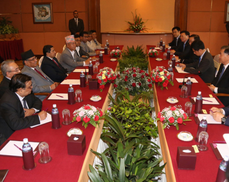 CPN-MC calls for increase in Chinese investment