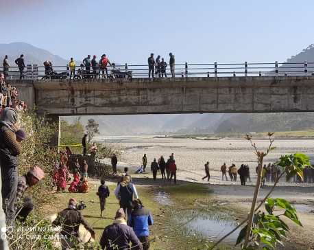 UPDATE: Two more dead bodies recovered from Karnali river, one still missing