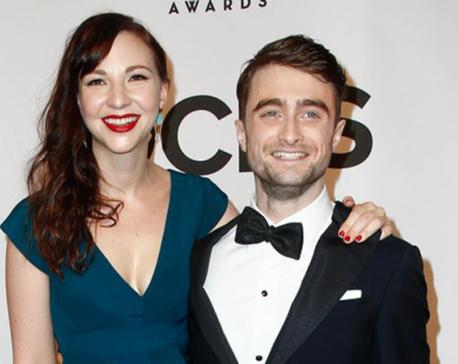Daniel Radcliffe secretly engaged to girlfriend?