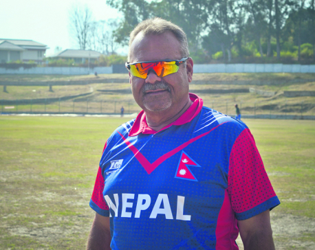 Nepali talents need to be identified and given opportunities: Whatmore