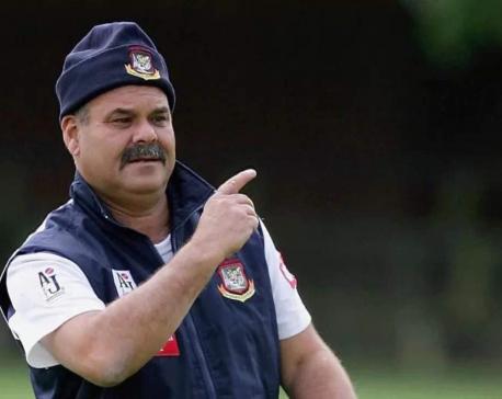 Nepali players in need of more international exposure: Dav Whatmore