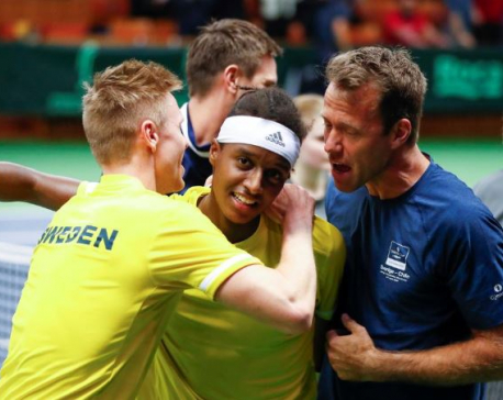 Five nations seal Davis Cup Finals debuts
