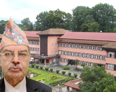 Acting CJ Deepak Raj Joshee to unveil action plan today