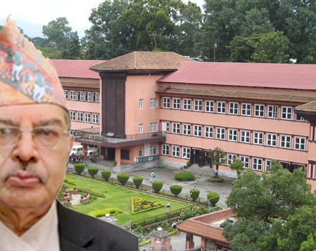 Senior-most Justice Deepak Raj Joshee assumes as acting CJ