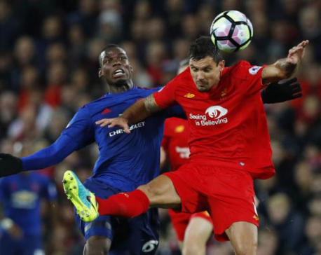 Liverpool's Lovren optimistic ahead of United, Chelsea clashes