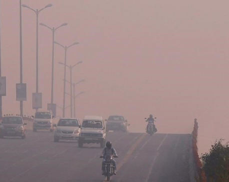 Toxic firecracker haze darkens Delhi after festival of lights