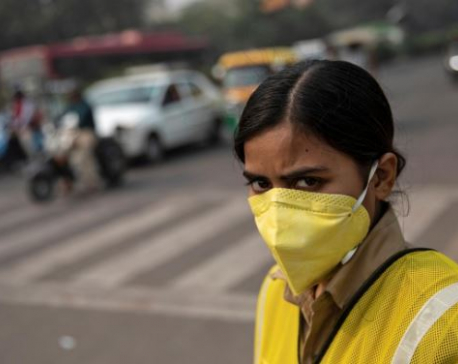Indian capital banishes some cars in hope of clearing the air
