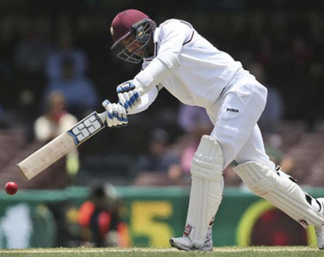 West Indies call up Chase, drop Ramdin for India series