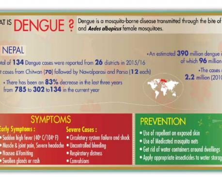 Dengue in Nepal