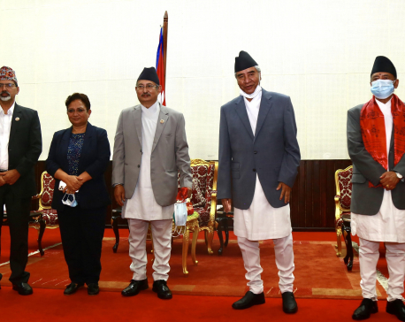 Govt recommends to Prez to summon fresh House session on July 18