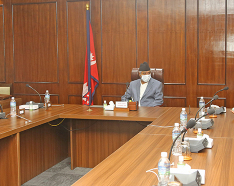 Govt recommends Sherchan as Lumbini Province Chief, Gurung as Gandaki Province Chief
