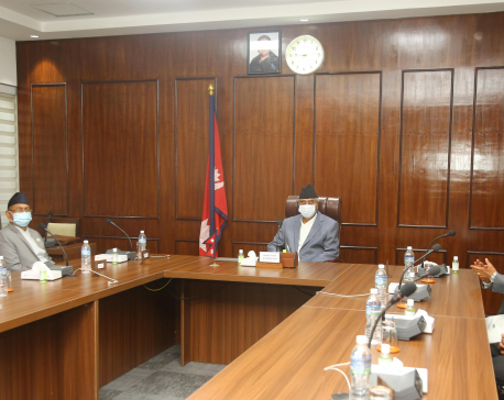 Deuba-led cabinet decides to vaccinate all citizens against COVID-19 by mid-March, 2022