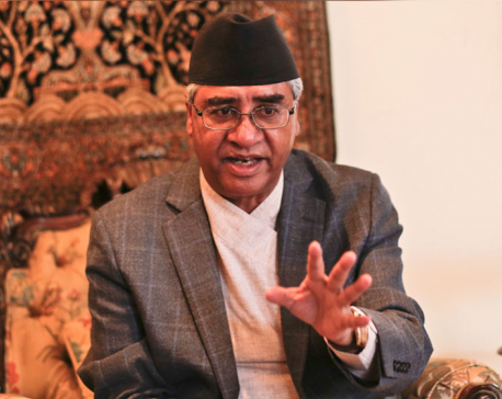 Deuba instructs all NC lawmakers to return Dashain allowances