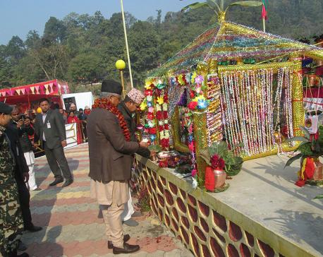 PM Deuba inaugurates Godavari Barha Rashi Makat Fair