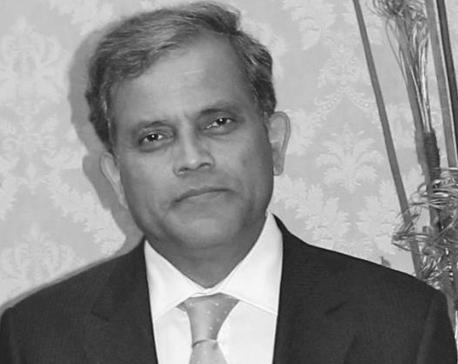 Renowned Neurosurgeon Dr Upendra Devkota passes away