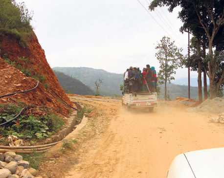 Main contractor out of contact, construction in limbo