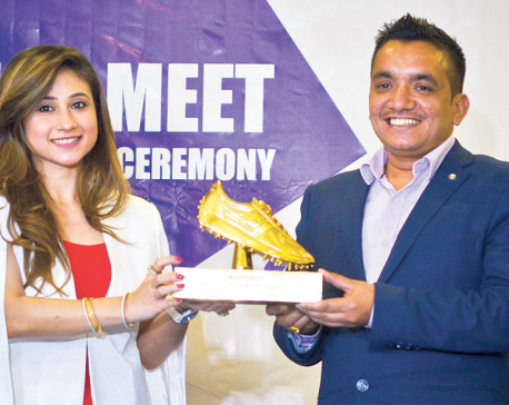 Most valuable player to receive 'Golden Shoe' in Ruslan DPL