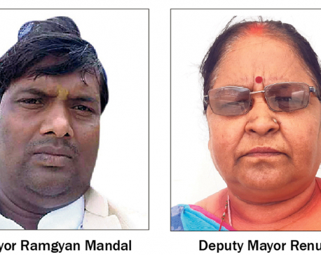 Mayor, deputy mayor in Dhanusha accuse each other of murder