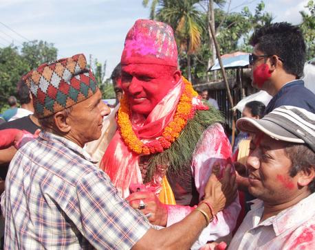 NC wins ward 14 in Dharan Sub-metropolis