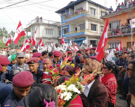 NC's Tilak Rai elected as mayor of Dharan