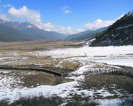 Upper Dhorpatan residents migrate to warmer areas