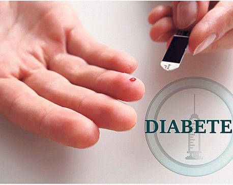 Keeping diabetes at bay