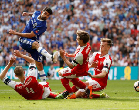 I am not in manager Conte's plans at Chelsea, says Costa