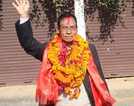 Maoist Center wins provincial polls in Syangja
