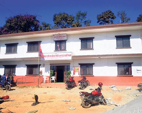 21 govt offices that had collapsed in 2015 quake rebuilt