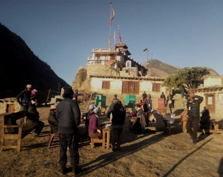 Polling begins in 52 polling centers out of 66 in Dolpa