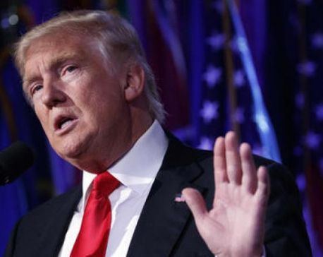 Trump weighs cabinet picks and 'amended' Obamacare