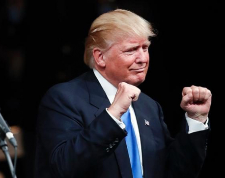 Donald Trump asks people to stop harassment of Muslims, Latinos