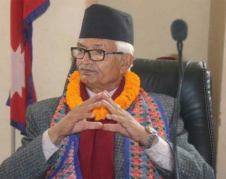Need of new laws to expedite post-quake reconstruction: CM Poudel