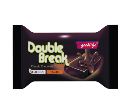 Double Break toffee launched