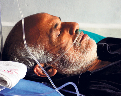 Talks between govt and Dr KC still uncertain