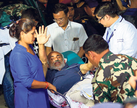 Talks between government and Dr KC uncertain