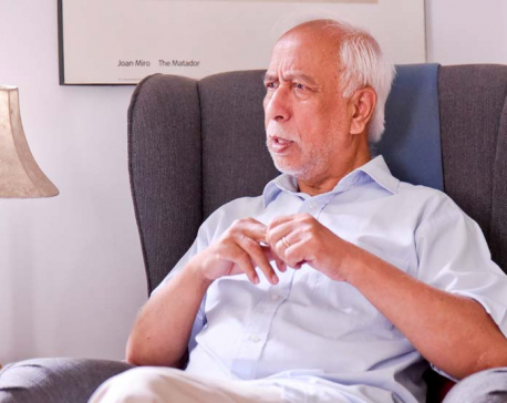 Citizen are being ignored by state: Kedar Bhakta Mathema