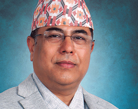 New budget to be historic, says Governor Nepal
