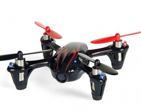 2 foreigners held with camera-equipped drone